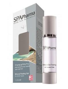 ספא פארמה - ג'ל פילינג מינרלי לכל סוגי העור