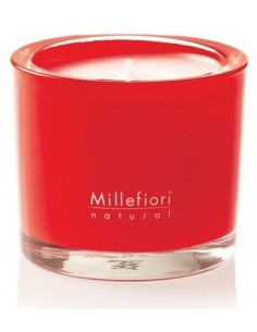 Millefiori Milano - נר אווירה יוקרתי Cold Water
