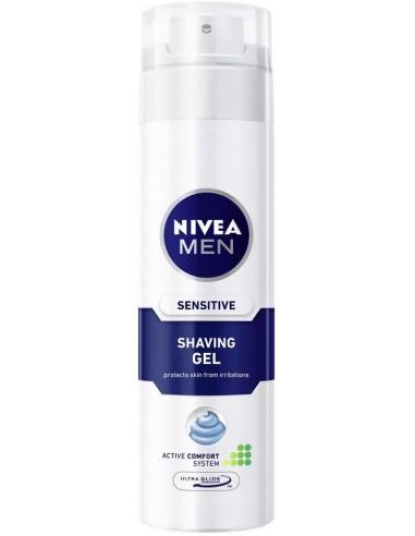 ניוואה - ג'ל גילוח לעור רגיש