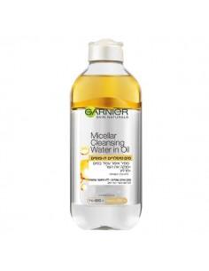 גרנייה - מסיר איפור עמיד במים מתאים לעור רגיש