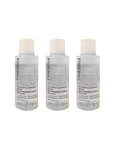 לנקסטר - מים מיסרלים לניקוי עדין של כל סוגי העור / 60מל